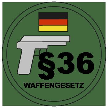 Waffengesetz Deutschland